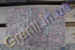 Гранитная тротуарная плита