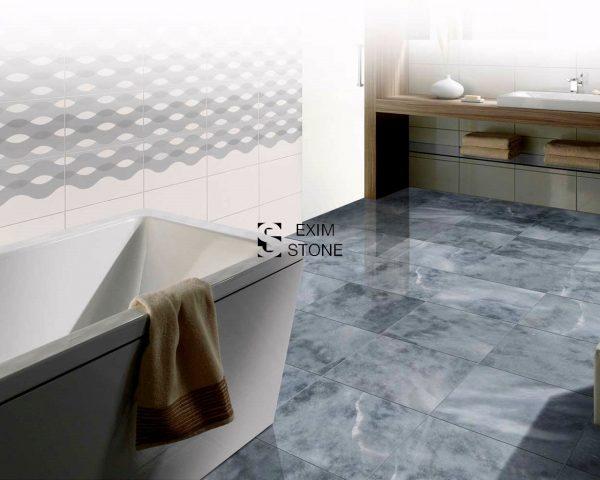 Ванная afyon grey мрамор