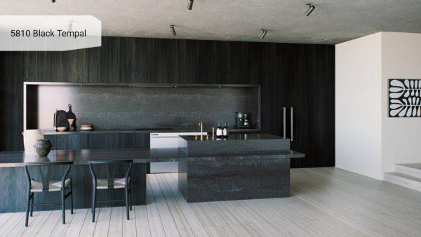 Black Tempal 5810 Caesarstone004_Granit.in.ua