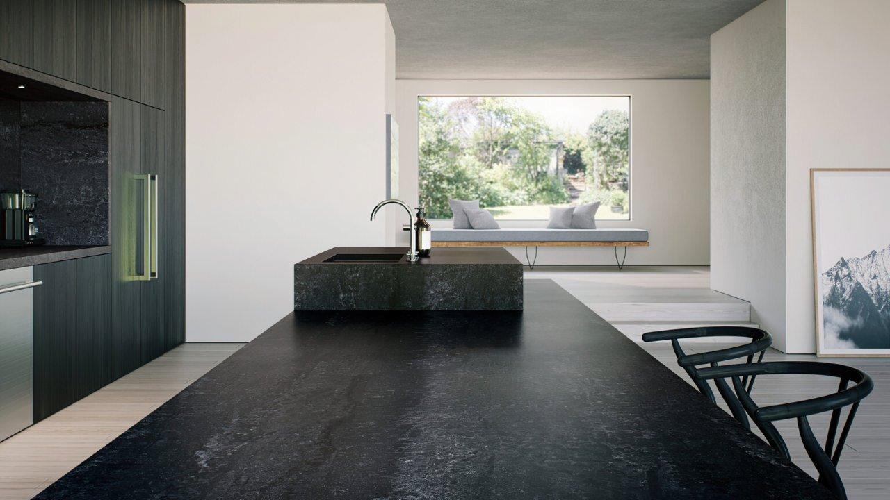 Black Tempal 5810 Caesarstone011_Granit.in.ua