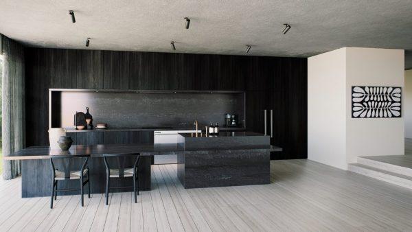 Black Tempal 5810 Caesarstone012_Granit.in.ua