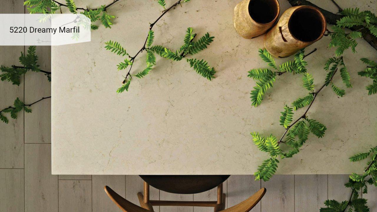 Dreamy Marfil 5220 Caesarstone004_Granit.in.ua